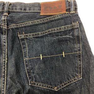 Polo Ralph Lauren Denim Dark Wash Blue Jeans